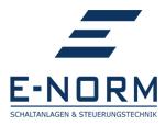E-NORM Schaltanlagen und Sicherungstechnik